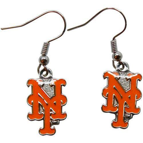 new york mets earrings - 4