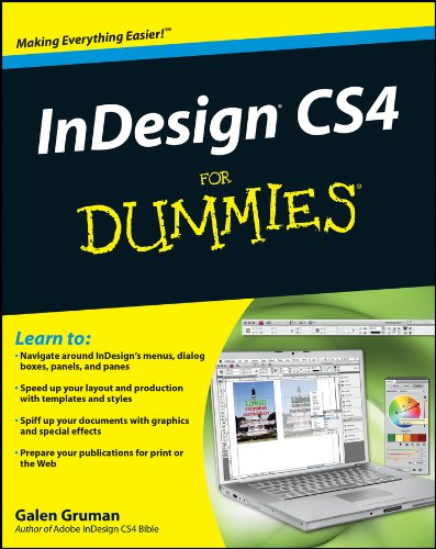 Download InDesign CS4 For Dummies Pdf