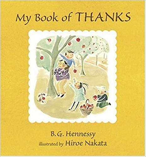 Download online My Book of Thanks PDF, azw (Kindle)