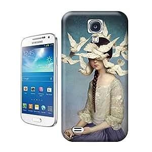 BreathePattern-096.3881f4db8d3b182a481f5e1b4d704d11 Plastic Protective Case-Samsung Galaxy S4 case