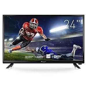 Myonaz LEDHDTV24inch1080pFlatScreenTV HDMIUSB, PC Audio, RF, VGA
