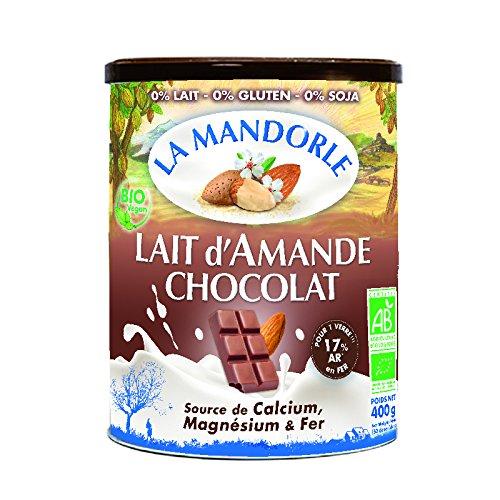 Almendra Leche en Polvo Chocolate