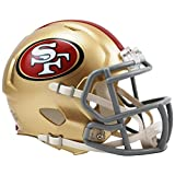 Riddell NFL San Francisco 49Ers Revolution Speed Mini Helmet