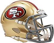 Riddell NFL San Francisco 49Ers Revolution Speed Mini Helmet