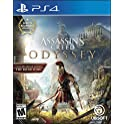 Assassin's Creed Odyssey Standard Edition for PS4