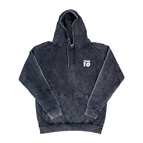 Official Team 10 Vintage Wash Hoodies (Official Sweatshirt Team Hoody)