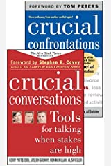 Crucial Conversations and Crucial Confrontations Value Pack by Kerry Patterson (2005-05-03) Paperback