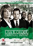 Law & Order: Criminal Intent - Season 4 [Import anglais]