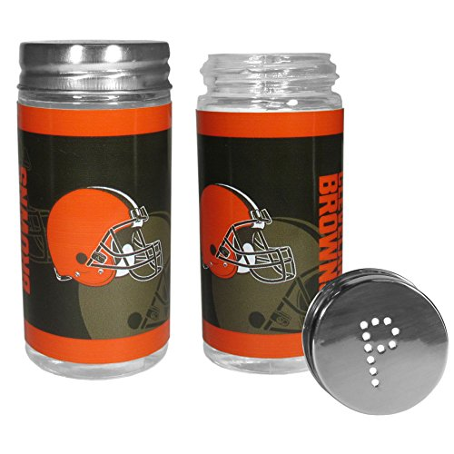 (NFL Cleveland Browns Tailgater Salt & Pepper Shakers)