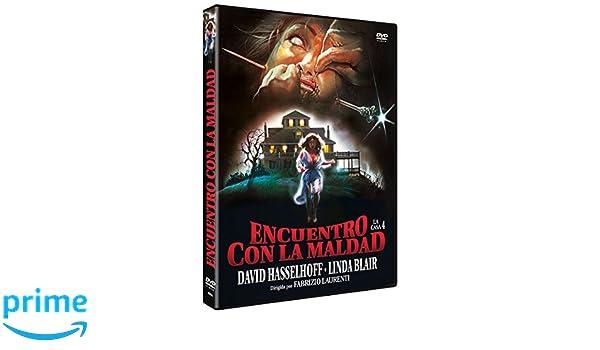 Encuentro con la Maldad DVD 1988 La casa 4 - Witchcraft: Amazon.es: David Hasselhoff, Linda Blair, Catherine Hickland, Annie Ross, Hildegard Knef, ...