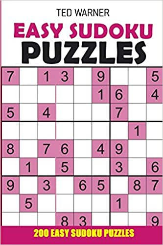 Easy Sudoku Puzzles 200 Easy Sudoku Puzzles With Answers Sudoku