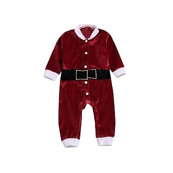 XMAS Black Jumpsuit Christmas Santa Reindeer Black Baby Dress Bodysuit NB-12M