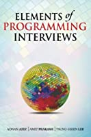Elements of Programming Interviews Front Cover