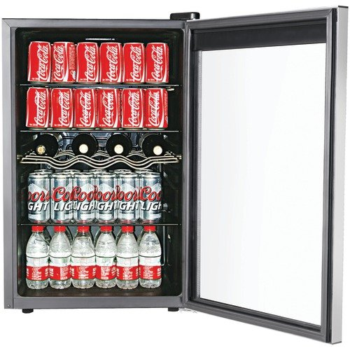 Price comparison product image Igloo MIS1530 Freestanding Beverage Center and Wine Cellar Fridge