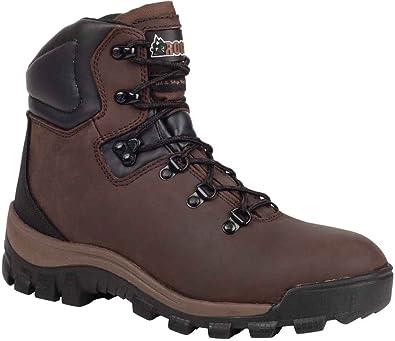"""Women's 5"""" Core Steel Toe Waterproof Boots"""