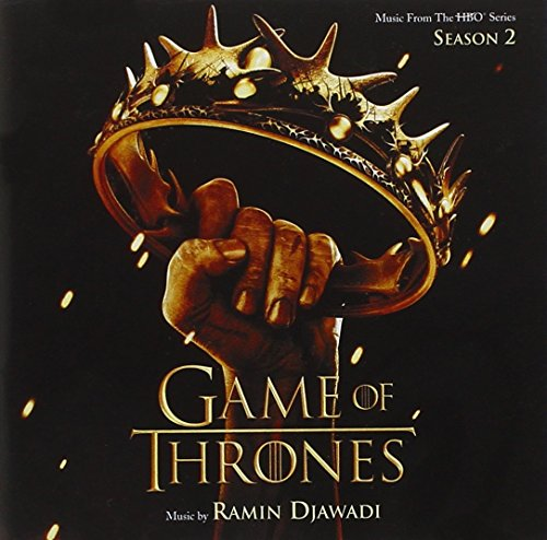 CD : Soundtrack - Game of Thrones: Season Two (Score) (CD)