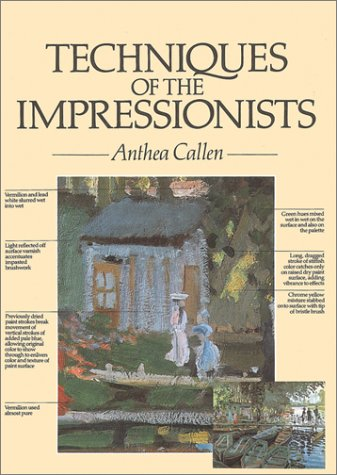 Techniques of the Impressionists (Best Technique For Painting Walls)
