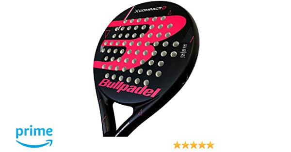 Bull padel X-Compact 2 Pink