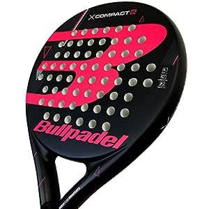 Bull padel X-Compact 2 Pink: Amazon.es: Deportes y aire libre