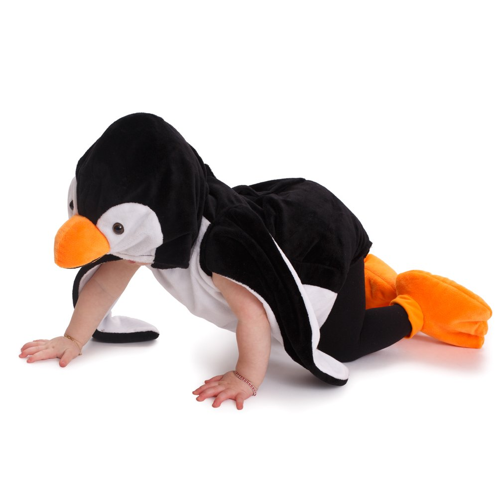 Dress up America Pinguino Costume Bambino Fancy Outfit per i Bambini