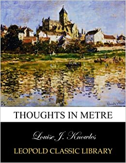 Book Thoughts in metre
