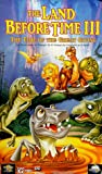 The Land Before Time III - The Time of Great Giving [VHS]