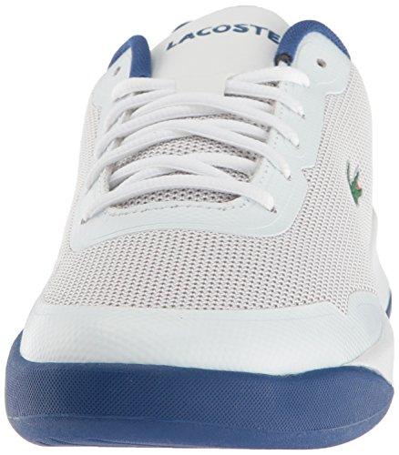 Lacoste Mens Light Spirit 117 3 Sneaker Casual Moda Scarpa Bianca