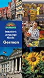 img - for Barron's Traveler's Language Guide -- German (Barron's Traveler's Language Guides) book / textbook / text book