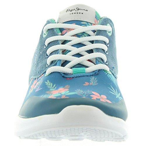 Per Print 548 Bambina Blue Scarpe Amanda Jeans Donna Sport E Pepe Pgs30292 Awt1xFnqC