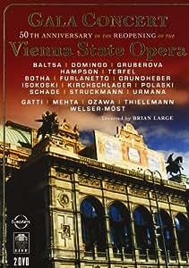 Gala-Konzert der Wiener Staatsoper (2 DVDs) [Reino Unido] [HD DVD]