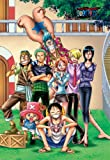 One Piece Staw Hat Crew Puzzle