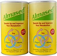 Almased - Multi Protein Powder, Supports Weight Loss, Optimal Health and Maximum Energy, 17.6 Ounces 2-pack (FFP)