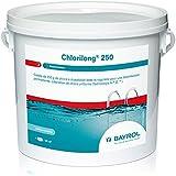 Bayrol - chlorilong 250 - Chlore lent galet 5kg