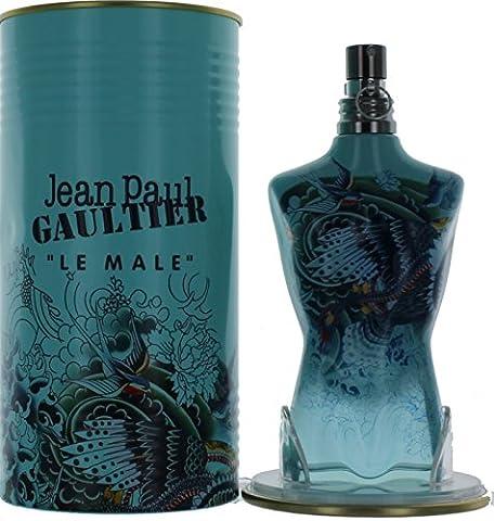 Jean Paul Gaultier Summer Cologne Tonique Spray, 4.2 Ounce - Jean Paul Gaultier Le Male Summer Fragrance