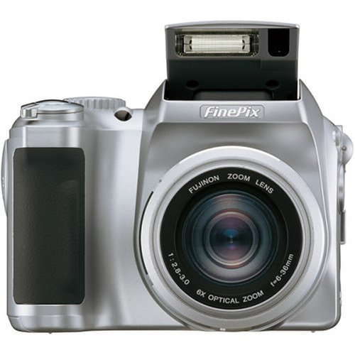 Fujifilm Finepix S3100 4MP Digital Camera with 6x Optical Zoom (Fujifilm Card 16 Mb Xd Picture)