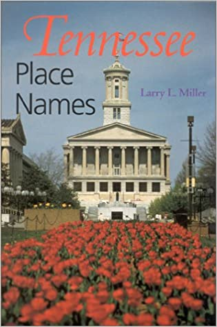 Book Tennessee Place Names