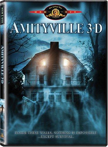 Amityville 3-D (Mgm 6 Horror Movie Dvd)