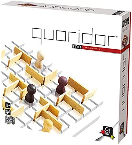 Gigamic Quoridor Mini Game QRM B00005K423