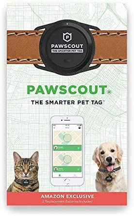 Pawscout Smarter Pet Tag Version product image