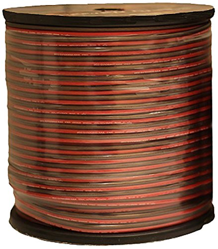 DS18 SW-12GA-500RB 12-Gauge 500-Feet Speaker Wire, by DS18