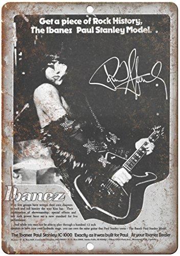 Adkult Ibanez Guitar Paul Stanley KISS 1C-1000 12