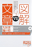 図解vs文章 ビジネスにはどちらが強い?どちらが役立つ?