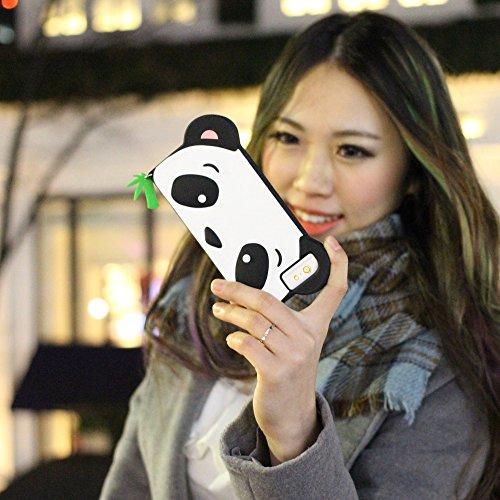 Case-Mate Creatures Panda Schutzhülle für 11,9 cm (4,7 Zoll) Apple iPhone 6 mehrfarbig