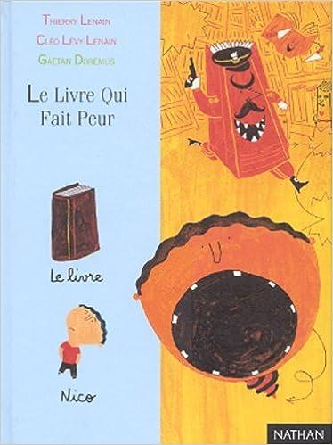 Le Livre Qui Fait Peur Collectif 9782092820759 Amazon Com