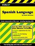 CliffsAP Spanish Language, Gisela Bencomo, 0764586882
