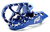 Flo Motorsports Blue KTM 50-525 SX/SXF Foot Pegs FPEG-795BLU
