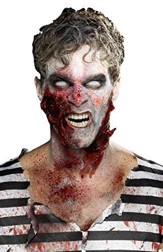 Halloween Professional Quality Red Spray Blood Zombie Vampire Gory Horror Special FX Make Up Fancy Dress Costume Accessory ()