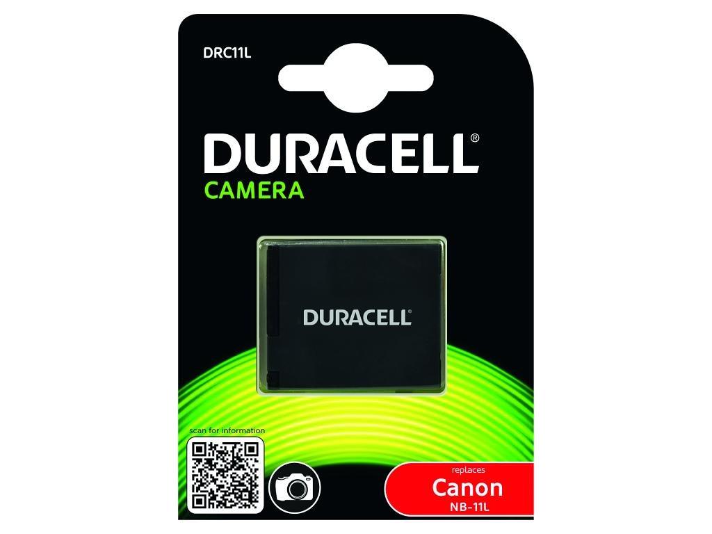 Duracell DRC10L Batteria per Canon NB-10L, 7.4 V, 820 mAh, Bianco DURACELL ITALY S.R.L.
