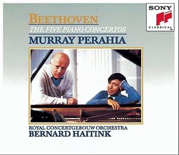"""Los """"mas cañeros"""" conciertos para piano de Beethoven 51WDAqLkS-L._SX355_"""
