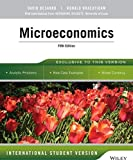 Microeconomics, Fifth Edition International Studen Version